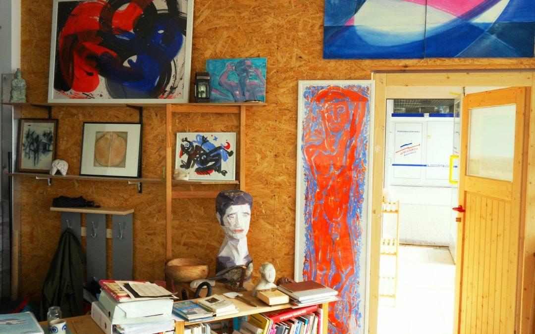 Karl J. Schaefer - Atelier